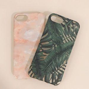 Accessories - Set of 2 iPhone 7/8 Cases
